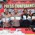 Polresta Barelang Ungkap Mafia Narkoba 38 Kg Sabu