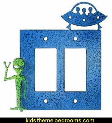 Alien Switch Plate
