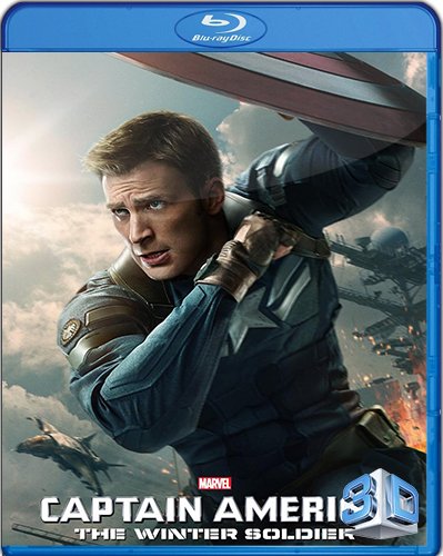 Captain America: The Winter Soldier [2014] [BD25] [Latino] [3D]