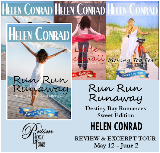 $20 Amazon Giveaway Run Run Runaway Book Tour Open US/INT Ends 5/30