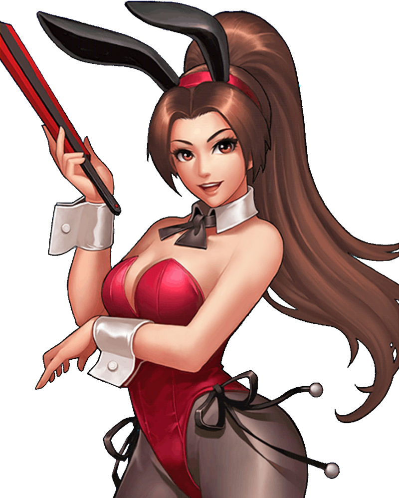 render mai shiranui