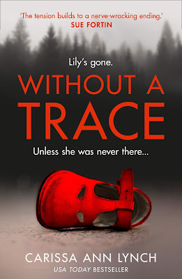 Without A Trace by Carissa Ann Lynch - Blog Tour Review