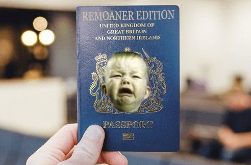 MEME UPDATE: NEW PASSPORT DESIGN FOR REMOANERS UNVEILED