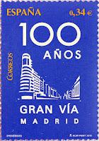 100 AÑOS DE LA GRAN VIA DE MADRID