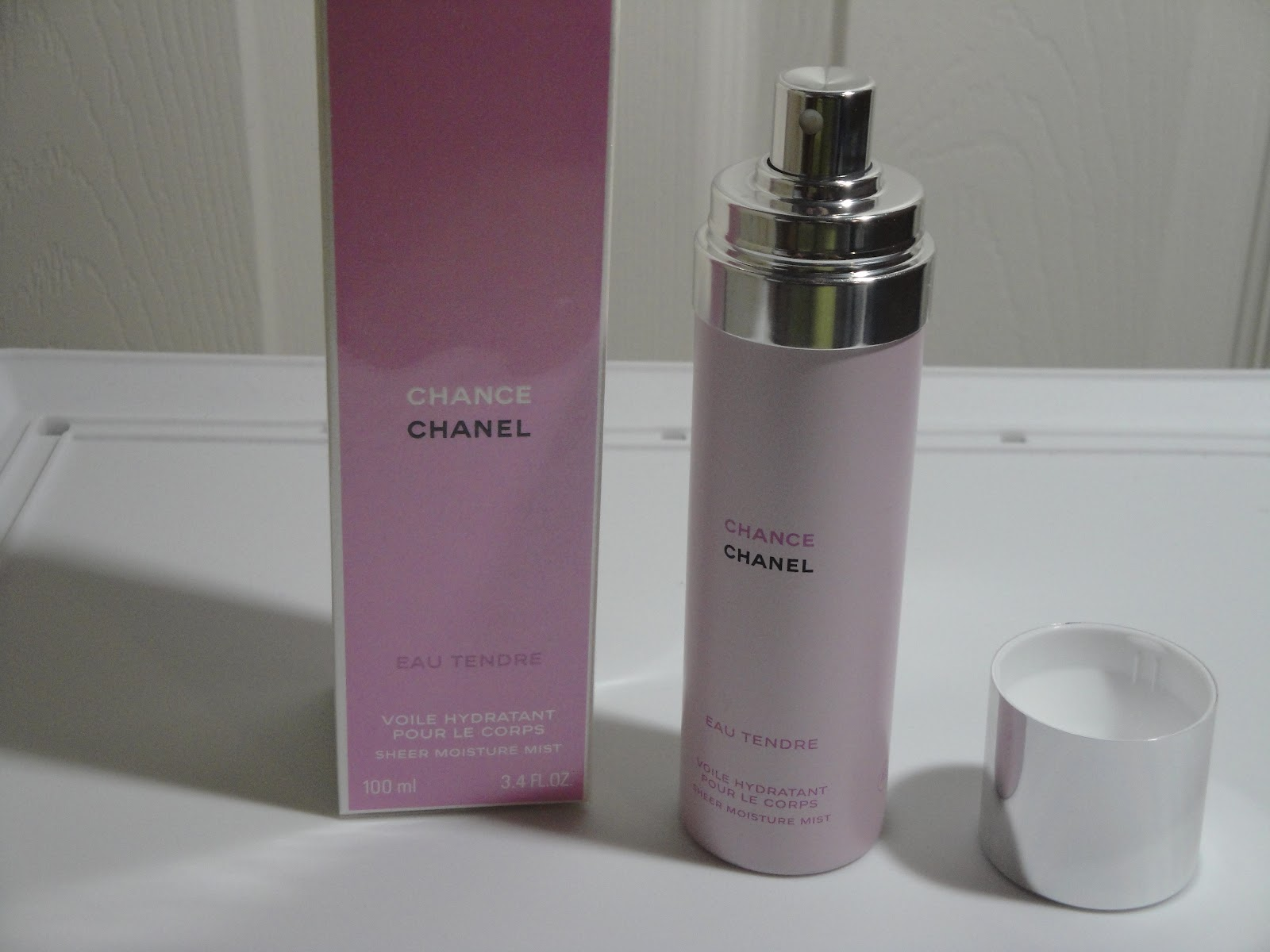 Back in September I had posted about the new Chanel Chance Moisture mist  (you can read the post here) that was first available in February of this  year. bb7e5907f