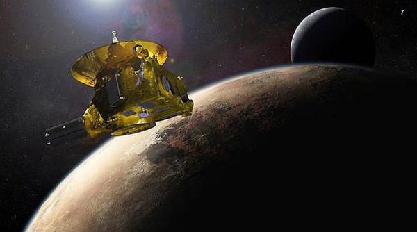 Hallan existencia de océanos en Plutón