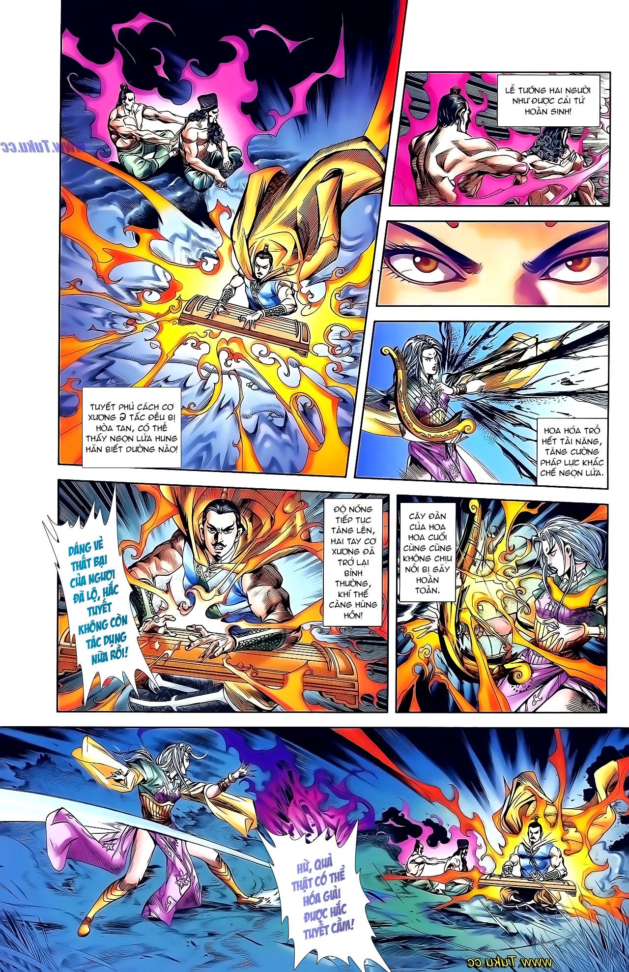 Cơ Phát Khai Chu Bản chapter 138 trang 4
