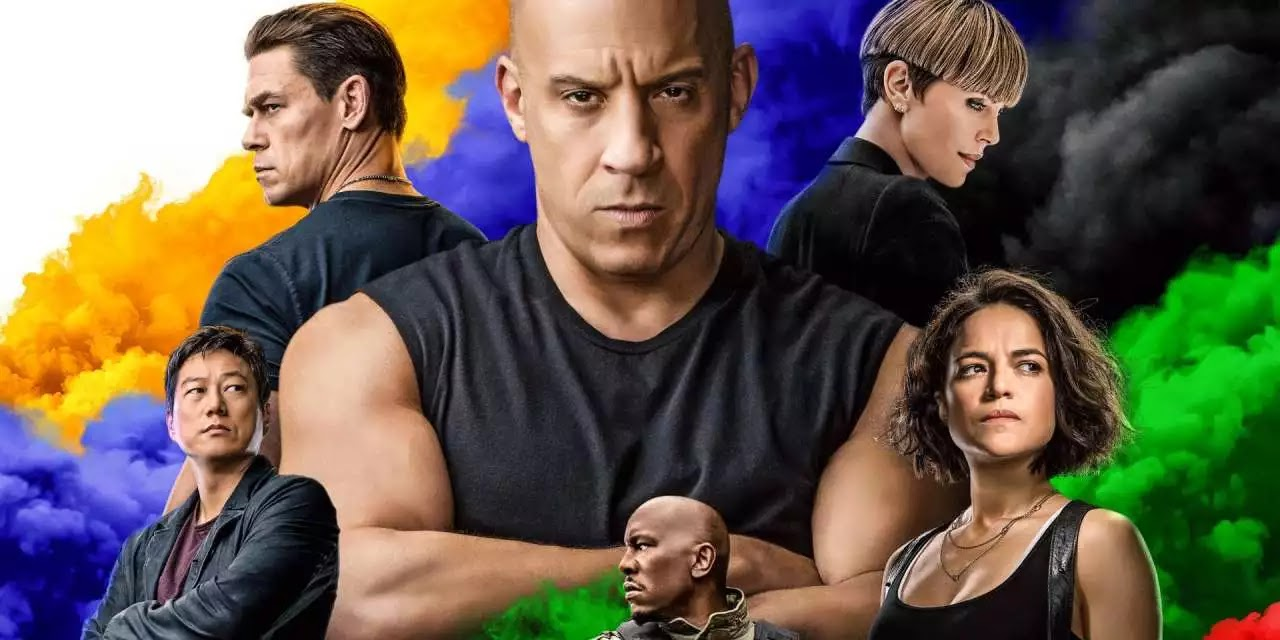 best reviews saying about Fast and Furious 9?