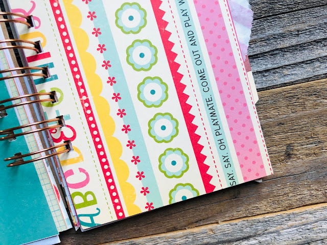 #junk journal #journal #mixed media journal #journaling #smashbook #I LoveIt All #papercrafts #mini book