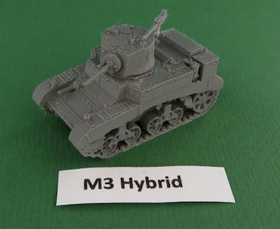 Stuart Tank picture 7