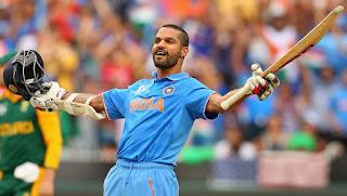 Shikhar Dhawan 137 vs South Africa | 7th ODI hundred Highlights