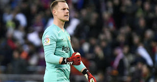 Barcelona brick wall Ter Stegen set to become best-paid goalkeeper in the world after signing whopping new deal