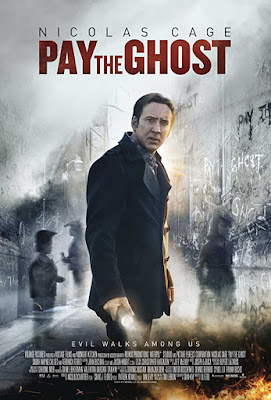 Pay the Ghost 2015 English 720p HEVC WEBRip 500MB