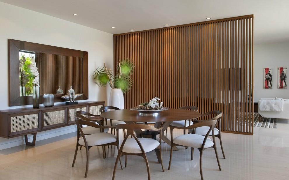 أروع صور فواصل خشبية بين الغرف  Unique Wooden Room Dividers