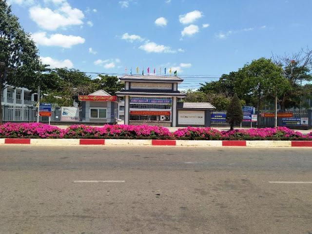 Trường Cấp 3 phường Hắc Dịch Phú Mỹ
