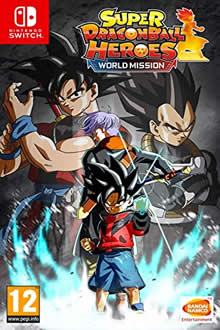 Série Super Dragon Ball Heroes Assistir