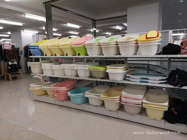 Shopping Barang Murah Di Jalan Jalan Japan @ M3 Shopping Mall