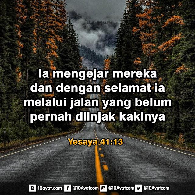 Yesaya 41:13