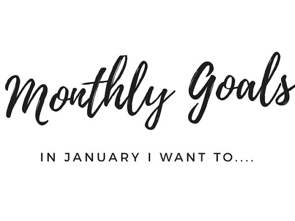 In January I Want To...