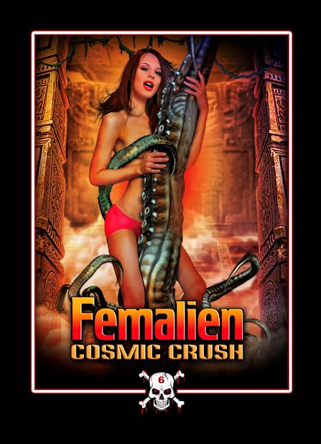 """""""Femalien: Cosmic Crush"""": En marcha la nueva película producida por Charles Band, para su Deadly 10"""