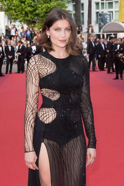 Laetitia Casta at 2016 Cannes Film Festival