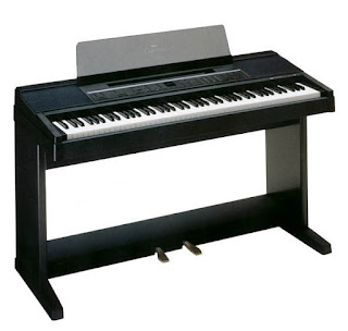 Đàn Piano Điện Yamaha CVP 8