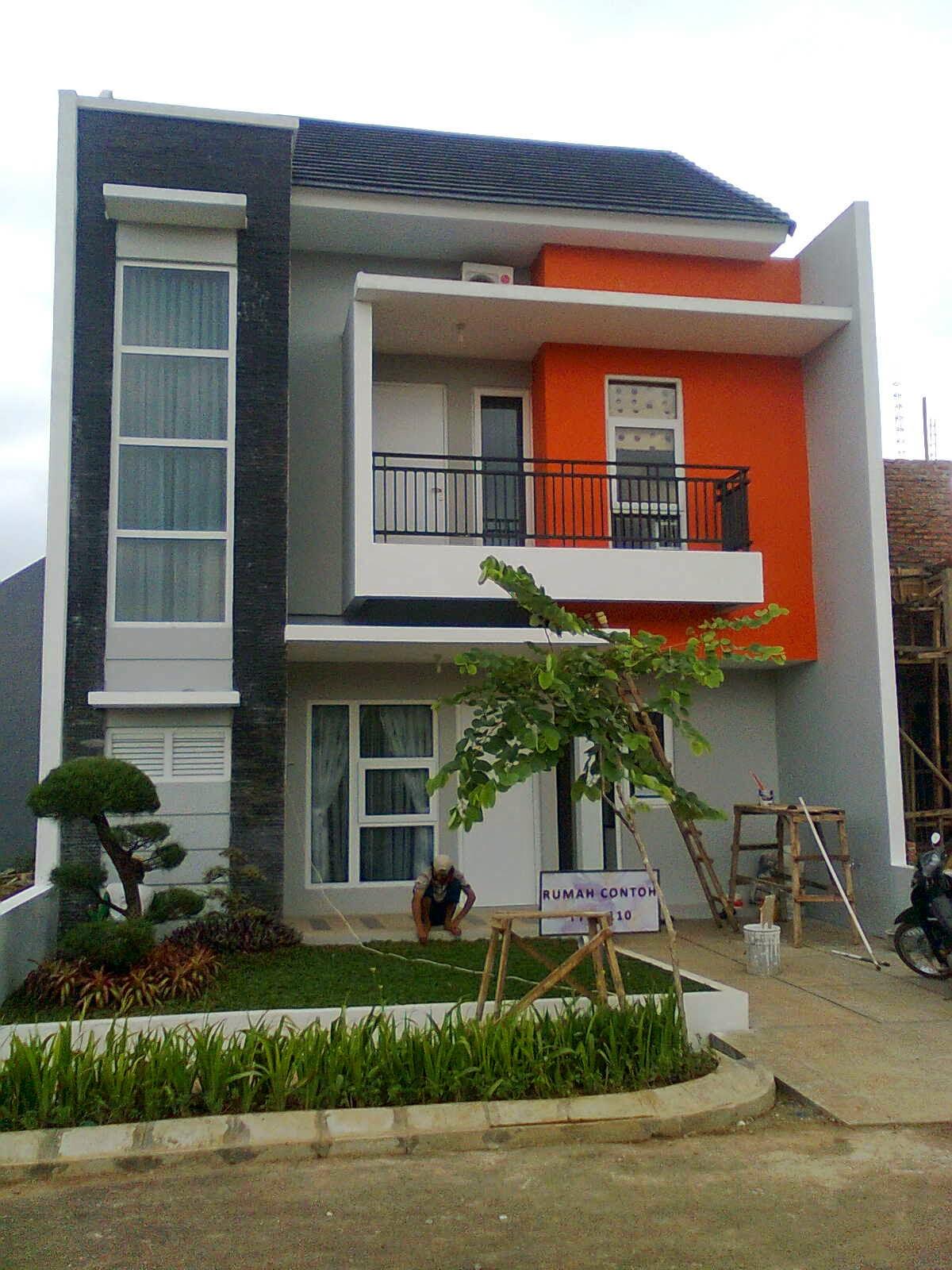 Gambar Rumah Minimalis 2 Lantai 2015 Info Harga Harga Terbaru Di