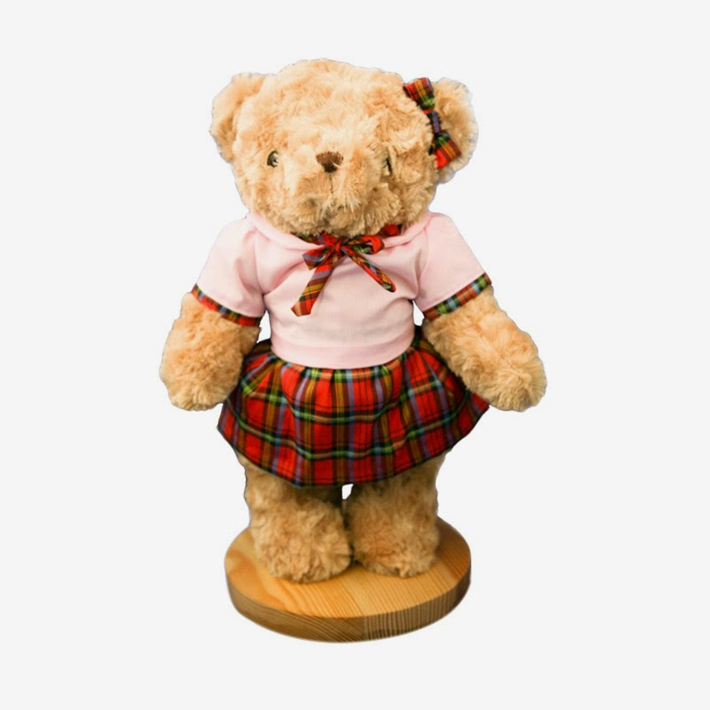 Boneka teddy bear cute
