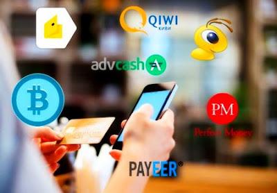 Электронные кошельки и платежные системы в интернете
