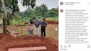 Di Jaktim, Ibu Eva Rahmi positif corona wafat dikuburkan