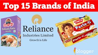 Top 15 Indian Brands