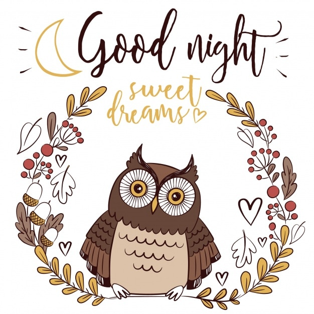 cute goodnight images