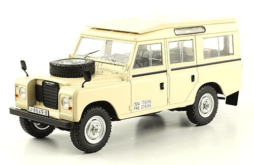 Land Rover Santana 109 1986 coches inolvidables salvat