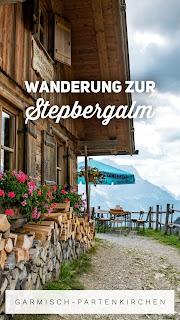 Wanderung zur Stepbergalm | Wandern Garmisch-Partenkirchen | Stepbergtour Alpentestival-Garmisch-Partenkirchen