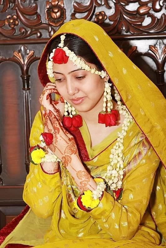 Flower Designer Wedding Mehndi Jewellery : Indian beauty fashion lifestyle makeup