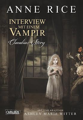 """""""Interview mit einem Vampir - Claudias Story"""" von Anne Rice, Comic"""