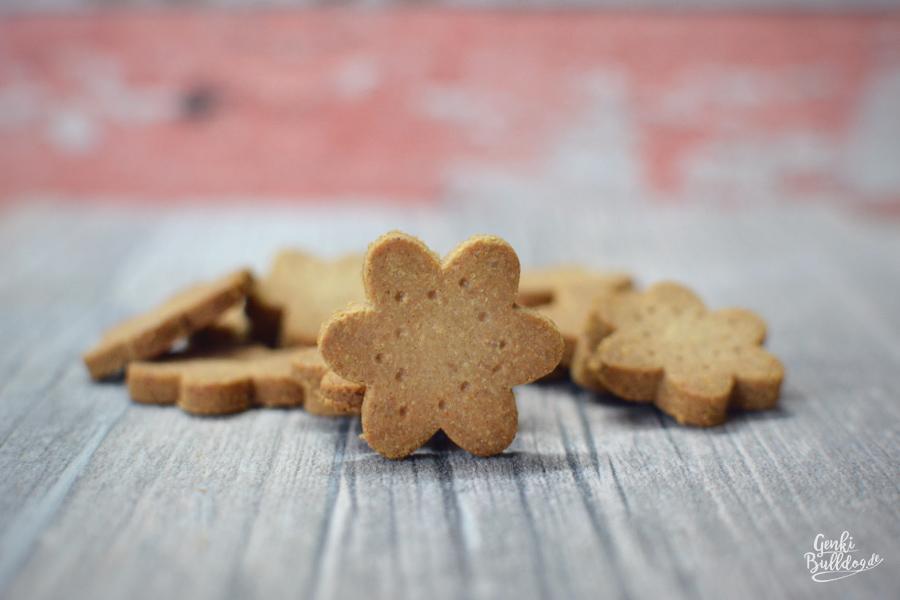 Rezept für Leberwurst Hundekekse