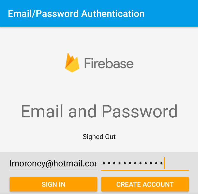 The Firebase Blog: Email Verification in Firebase Auth