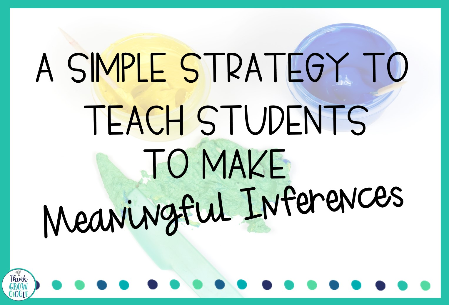 inference activity for upper elementary