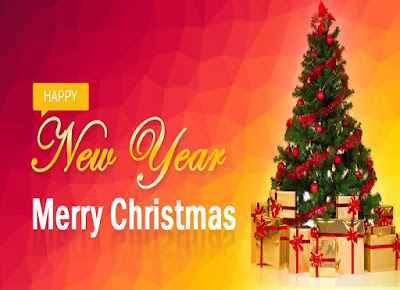Merry Christmas and New Year 2017