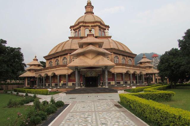 Kanva Rishi Ashram Haridwar