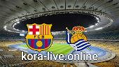 مباراة ريال سوسيداد وبرشلونة بث مباشر بتاريخ 13-01-2021 كأس السوبر الأسباني