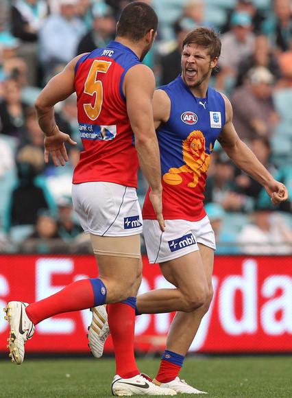 Brendan Fevola and Justin Sherman • Australian Rules Footballers