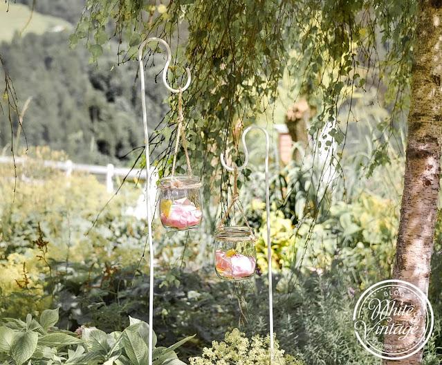 Upcyclingdeko für den Garten selbermachen