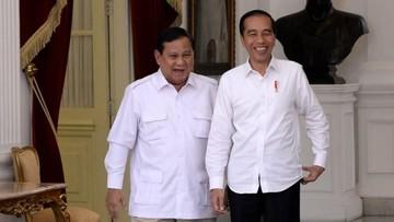 Prabowo: Terkait UU Cipta Kerja, Presiden Jokowi Selalu Berada di Pihak Masyarakat Kecil