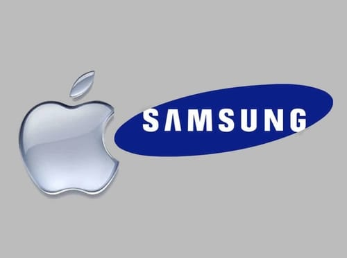 Samsung overtook Apple in the US market for the first time in three years