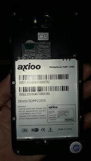 Axioo M4P+ (M3)