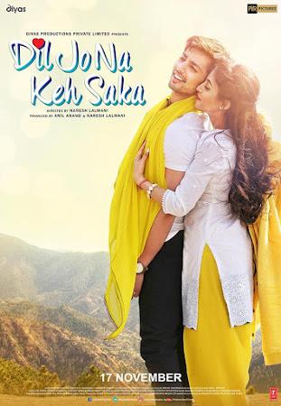 Poster Of Hindi Movie Dil Jo Na Keh Saka 2017 Full HD Movie Free Download 720P Watch Online
