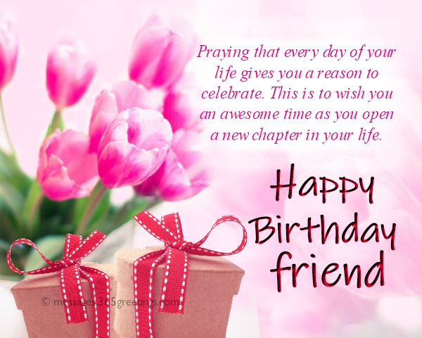 Happy Birthday Wishes For A Friend.Birthday Messages For Friend Birthday Wishes Happy