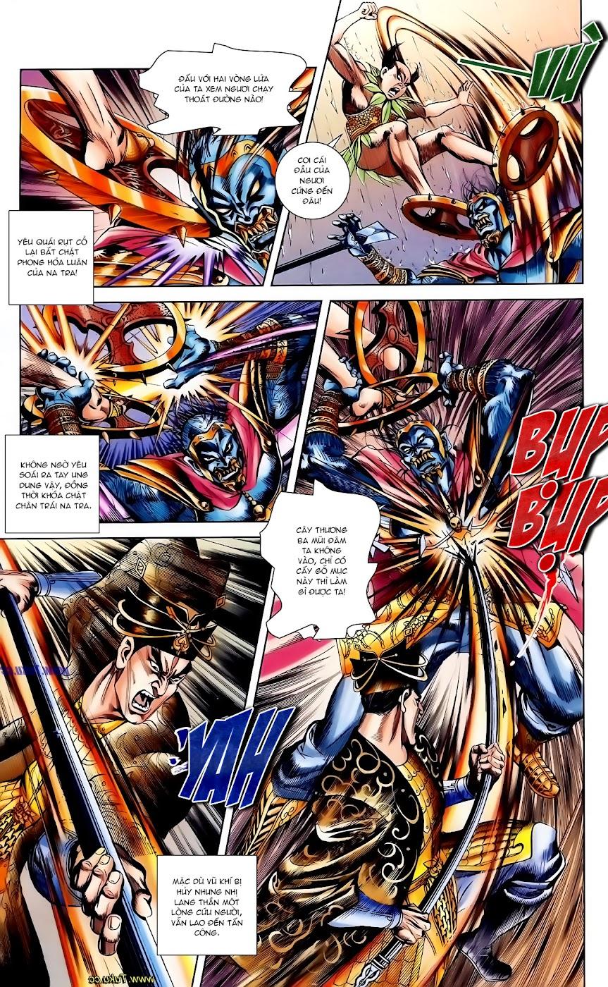Cơ Phát Khai Chu Bản chapter 109 trang 14